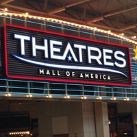 Photo taken at Theatres at Mall of America by Gerald E. on 10/20/2013