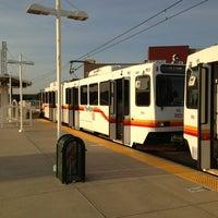 Photo taken at RTD - Yale Light Rail Station by Gregory H. on 7/24/2013