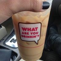 Photo taken at Dunkin Donuts by Arleine G. on 5/6/2013