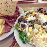 Photo taken at Jason's Deli by Carlin T. on 5/26/2013
