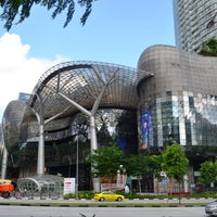 Photo taken at ION Orchard by BKK_FLYER on 3/18/2013