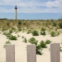 Photo taken at Cape May Lighthouse by Christina J. on 6/19/2013