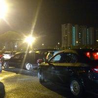 Photo taken at Stadium Nasional Bukit Jalil Car Park by Che R. on 12/9/2012