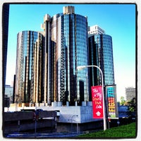 Photo taken at The Westin Bonaventure Hotel & Suites, Los Angeles by Ross P. on 12/28/2012