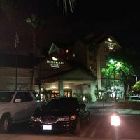 Photo taken at Homewood Suites Hilton - Anaheim by NBS on 12/16/2013
