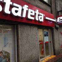 Photo taken at Estafeta by Jorge C. on 1/20/2014
