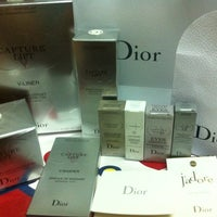 Photo taken at Christian Dior by Giftgab N. on 9/1/2013