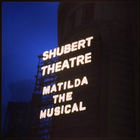 Photo taken at Shubert Theatre by Jonathan F. on 9/12/2013