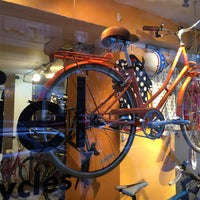 Photo taken at Ciel Bike Shop by Abdulmajeed on 9/5/2015