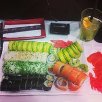 Photo taken at Niu Sushi by Māūrīcīo M. on 7/16/2013