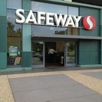 Photo taken at Safeway by Baam Tri-am H. on 7/10/2013