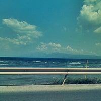 Photo taken at Liani Ammos Beach by ΔΕΣΠΟΙΝΑ Τ. on 7/16/2013