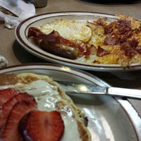 Photo taken at Denny's by Jeff M. on 5/23/2013
