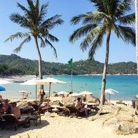 Photo taken at Panviman Resort Koh Phangan by meminerva on 4/11/2016
