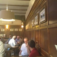 Photo taken at The Bell Inn by James G. on 5/26/2012