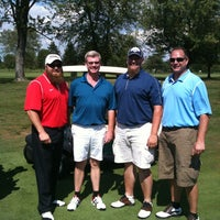 Photo taken at Orchard Park Country Club by Ric J. on 8/20/2012