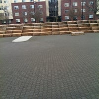 Photo taken at Jamison Square Park by Jeri B. on 2/21/2012