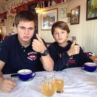 Photo taken at Harbour Lights Cafe & Restaurant by Olga K. on 11/1/2013