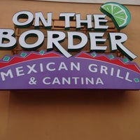 Photo taken at On The Border Mexican Grill & Cantina by Georges H. on 7/23/2014