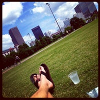Photo taken at Centennial Olympic Park by Malachi W. R. on 5/31/2013