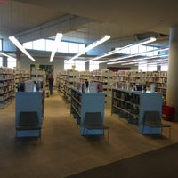 Photo taken at Kansas City Public Library: Plaza Branch by Amit J. on 3/29/2013