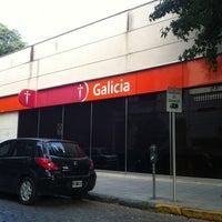 Photo taken at Banco Galicia Sucursal San Isidro by Ezequiel P. on 1/4/2013