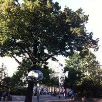 Photo taken at Helmholtzplatz by Jessika N. on 9/6/2013