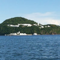 Photo taken at Bellarocca Island Resort and Spa by Paolo G. on 6/1/2013