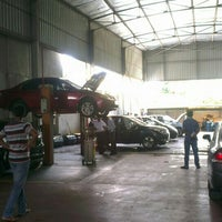 Photo taken at Stafford Motors Service Center by Maduka J. on 7/4/2015