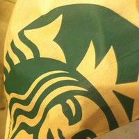Photo taken at Starbucks by Christopher N. on 9/13/2013