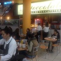 Photo taken at Cafeteria Cioccolatta by Federico Q. on 8/16/2014