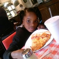 Photo taken at Feraro's Jersey Style Pizza by Sharice Y. on 5/4/2013