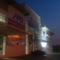 Photo taken at Automotive Performance Development by Mdfaizal L. on 1/24/2015