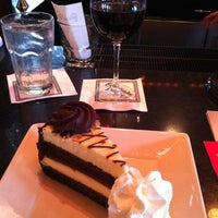 Photo taken at The Cheesecake Factory by Luca C. on 5/20/2013