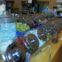 Photo taken at Young's Ice Cream & Candy Bar by Rob G. on 7/4/2013