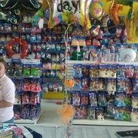Photo taken at Globos y Figuras by Brandon A. on 5/17/2013