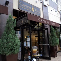 Photo taken at Capital Teas by Tea For Me Please on 9/24/2013