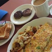 Photo taken at Little Corner Restaurant by Tom M. on 4/13/2014