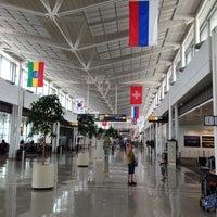 Photo taken at Washington Dulles International Airport (IAD) by Artem G. on 6/13/2013