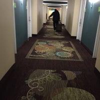 Photo taken at Holiday Inn Washington-Dulles Intl Airport by Abdullah Yilmaz T. on 1/20/2016