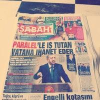 Photo taken at İlkay Kuaför by Berk Ö. on 12/13/2014
