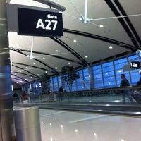 Photo taken at McNamara Terminal by Billy W. on 10/2/2012