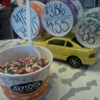 Photo taken at Amy's Ice Creams by Drolley R. on 11/12/2012