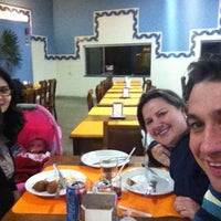 Photo taken at Cascata Pizzas Rodízio by Robinson I. on 6/21/2013