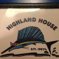 Photo taken at Highland House by Chris T. on 11/18/2012