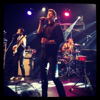 Photo taken at iHeartRadio Theater by Sasha . on 7/20/2013