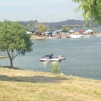 Photo taken at Lake Elsinore Marina by Gladis G. on 7/7/2013