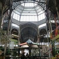 Photo taken at Mercado de San Telmo by Any E. on 8/11/2013