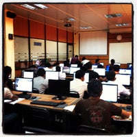 Photo taken at National Institute of Business Management by Eesara B. on 6/12/2013