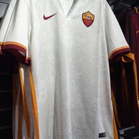 Photo taken at AS Roma Store by Francky G. on 4/21/2016